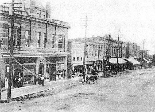 Public Square  1890s