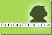 Este blog tiene 3 premios  Blogger del día.