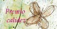 Este blog tiene 6 premios  Calidez