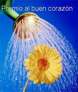 "Este blog tiene el premio ""Al buen corazn"""