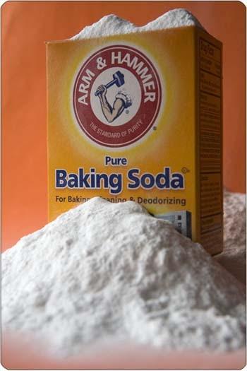 يوميات ربة منزل بيكربونات الصوديوم Baking Soda