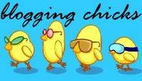 cartoon blogging chicks picture