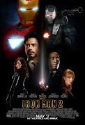 Iron Man2 . (iron man )
