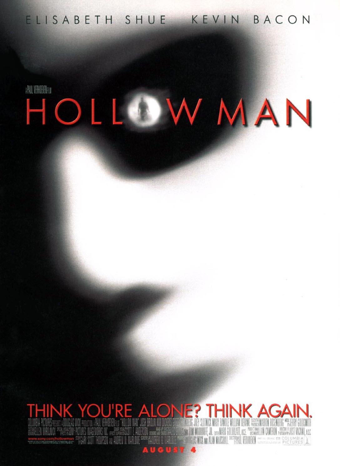 Hollow Man (2000) - Bioskop Warnet Palapa