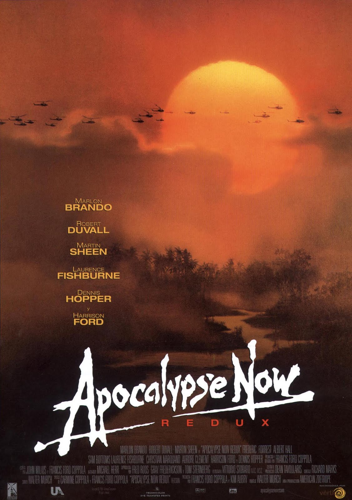 The Movies Database: [Posters] Apocalypse Now (1979)