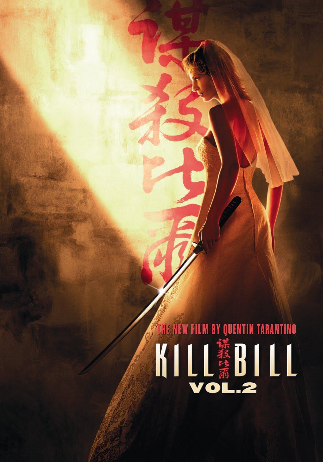 kill bill volume 2 avid