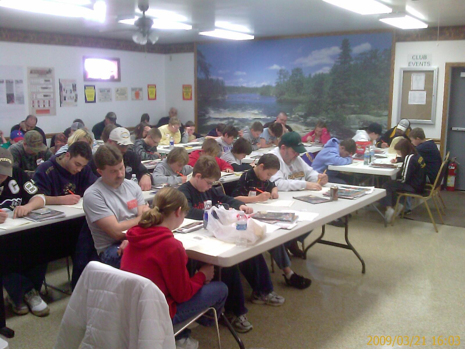 Full O'Bull Gazette: PA Hunter/Trapper Education Class In ...