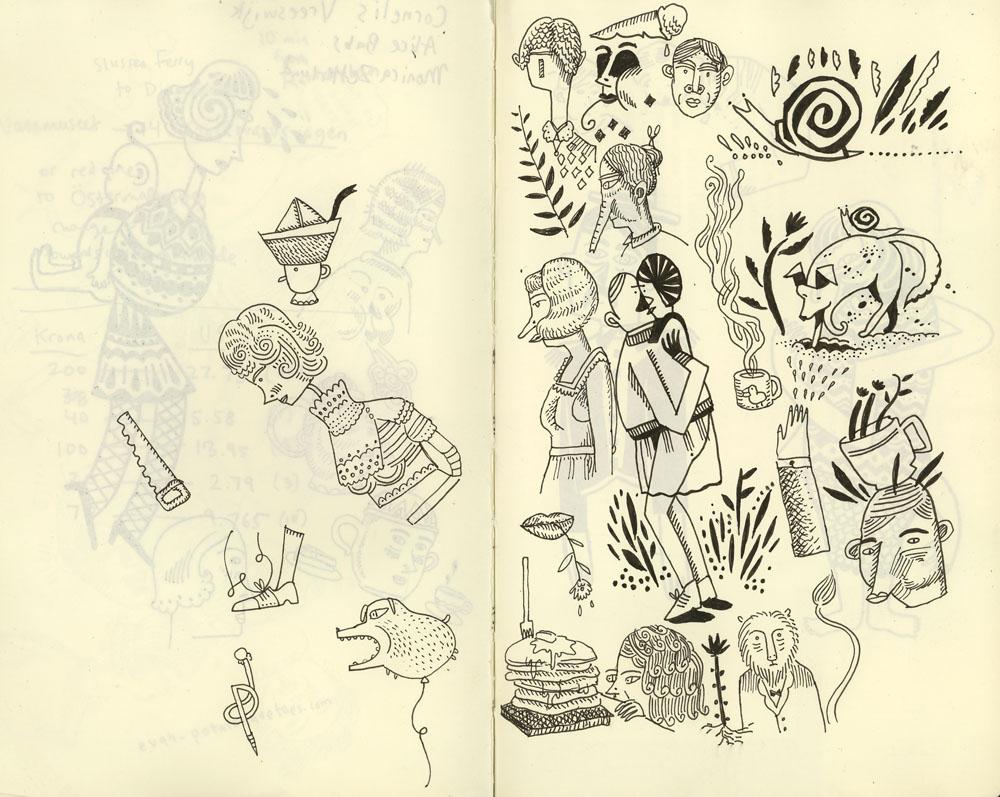 Sketchbook Related Key...