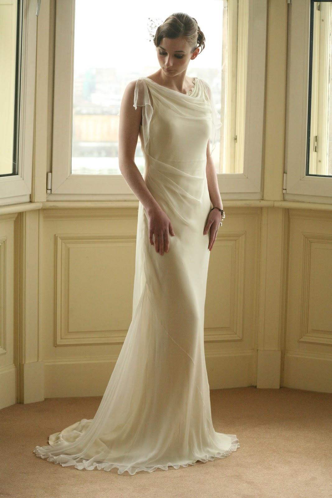 Vintage 40s Style Wedding Dresses : S style amanda douglas events winnipeg event planner