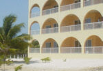 BIG 2 Bedroom 2 Bathroom Beachfront Condominium on Ambergris Caye!