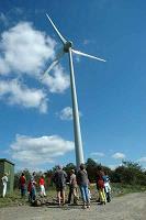 éoliennes dour - quiévrain - émissions zéro coopérative