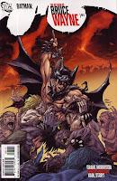 Caveman Bruce Wayne