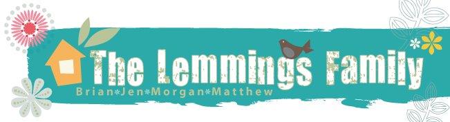 The Lemmings' Family