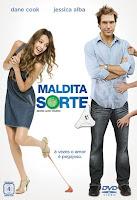 Filme Poster Maldita Sorte DVDRip XviD Dublado