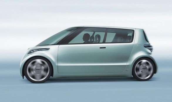 Toyota Fine-T Fuel Cell 2006, last dated concept hydrogen powered