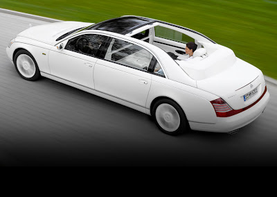 maybach landulet