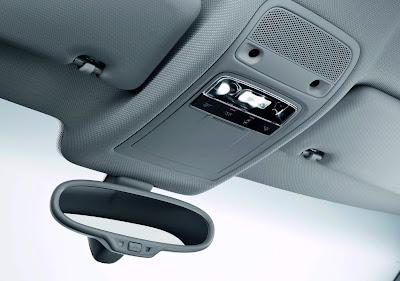 Audi a1 inside design