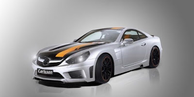 2010 Carlsson C25 first official pictures exterior
