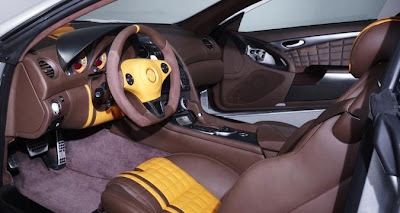 2010 Carlsson C25 first official pictures interior