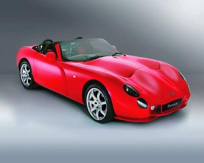 TVR V8 Corvette