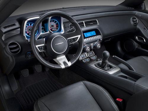2011 camaro black interior. 2010 Chevrolet Camaro Interior