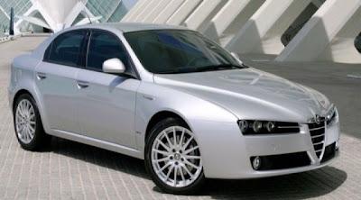 Alfa Romeo 159 1.8 MPI Distinctive