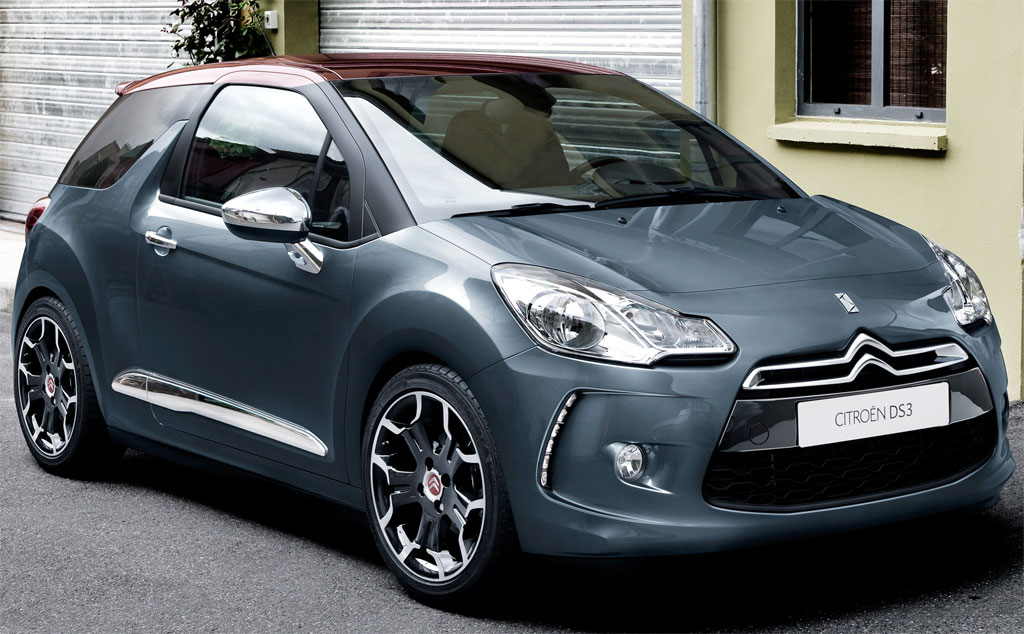 like the mini citroen ds3 convertible pictures and details garage car. Black Bedroom Furniture Sets. Home Design Ideas