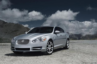 Jaguar XF 75th Anniversary  Australian special series for the Jaguar XF