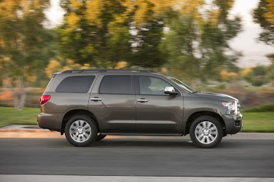 Toyota will stop production of Sequoia, Tundra updated version by 2014