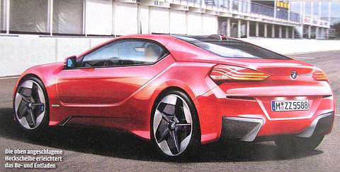 Bmw M100 Coupe New Surprise Autobild Garage Car