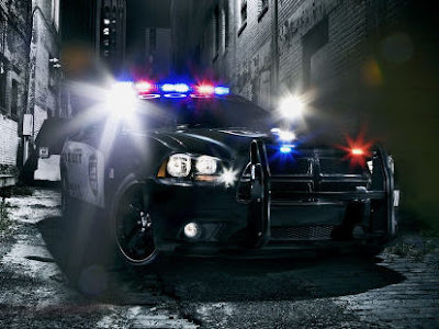 The new squad car from Dodge to U.S. police