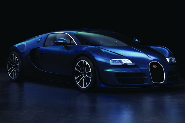 unrealistically fast car blue bugatti veyron super sport garage car. Cars Review. Best American Auto & Cars Review