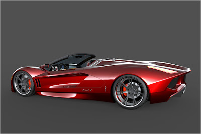 The Dagger GT-around in 2011 to 2,500 hp fastest production car in the world