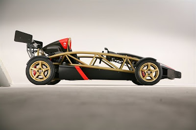 Declassified the most extreme version of the 2011 2012 Ariel Atom sports car