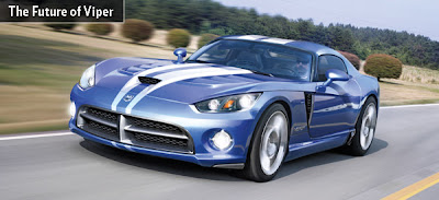 2012 Next Dodge Viper: a V10 camshaft core is stronger than ever