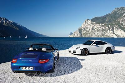 Porsche 911 GTS 2011