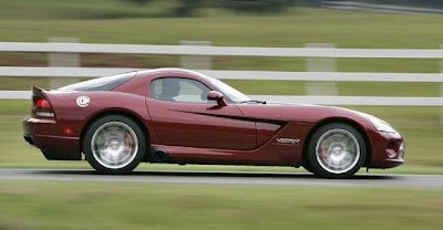 Dodge Viper: the generation of 2012 presented to dealers!