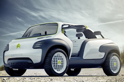 Official: Citroen Concept Lacoste