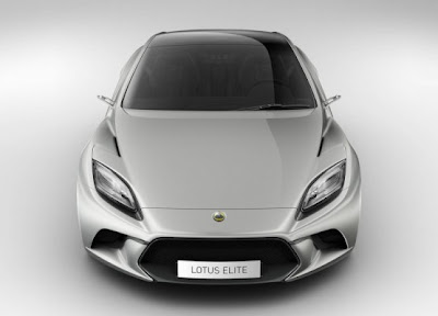 2013 New Lotus Elite Concept photos