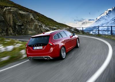 Volvo S60 and V60 R-Design 2011