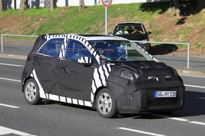 2012 Model Kia Picanto pictures