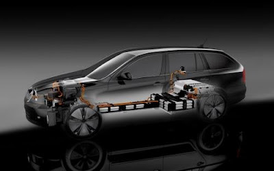 Skoda Octavia wagon 2011