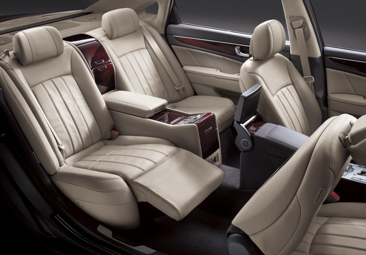 2011 2012 Hyundai Equus Launch In The U S In A Few Days