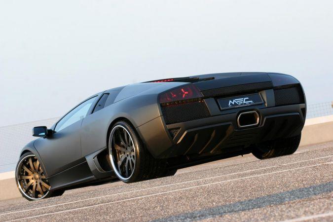 Automotive News And Reviews Lamborghini Murcielago Yeniceri Edition