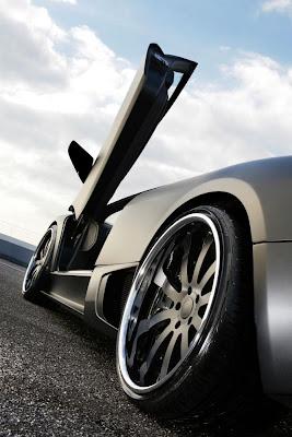 Lamborghini Murcielago Yeniceri Edition Unicat  door  black matte