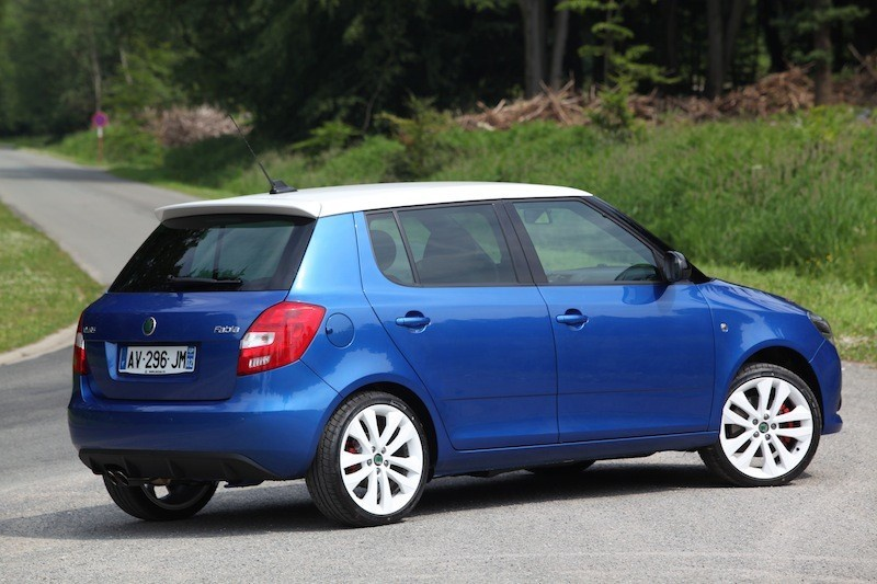 Remarkable Skoda Fabia RS 800 x 533 · 150 kB · jpeg