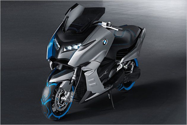 motorcycle bmw concept c