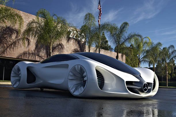 Mercedes Biome Concept Los Angeles Design Challenge 2010