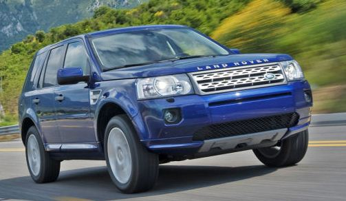 Land Rover Freelander Facelift (2011)