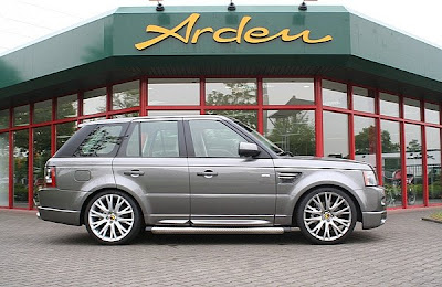 2011 Arden Range Rover Sport AR5/10 pictures and details